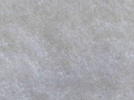 Przykład włókniny - watolina / ocieplina