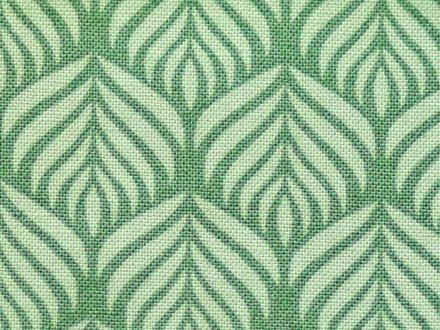 Przykład tkaniny - materiał bawełniany drukowany