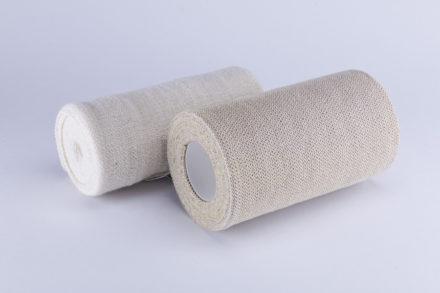 Tworzenie manekina - bandaże gipsowe
