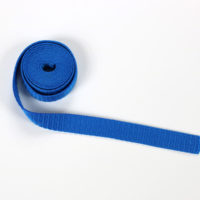 Niebieska taśma parciana 20 mm