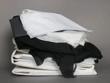 Wkłady odzieżowe - typy, właściwości, zastosowanie