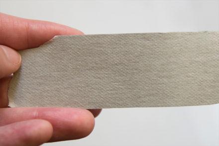 Lewa strona washpapy - papier do szycia