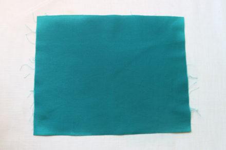 Woskowanie płotna, woskowanie tkanin bawełnianych