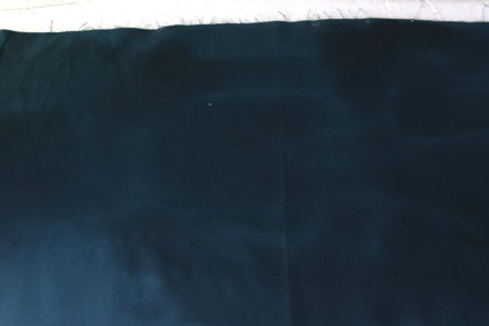 Pierwsza warstwa wosku może wymagać poprawek
