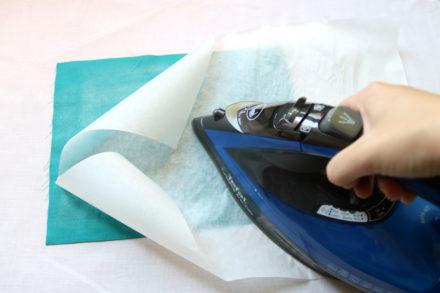 Woskowanie tkaniny w domu, woskowane płótno.