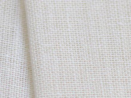Przykład tkaniny - bawełniane płótno