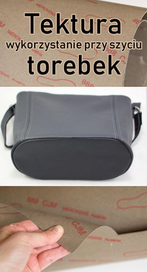 Tektura obuwnicza - kaletnictwo, usztywnianie dna torebki, czym usztywnić torebkę