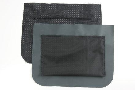 Jak dodać kieszeń z zamkiem do torebki - tutorial