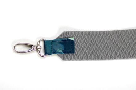 Jak uszyć ozdobny pasek do torebki z szerokiej taśmy nośnej