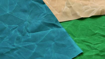 Impregnowanie tkaniny woskiem