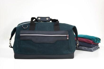Torba Marvin - wykrój krawiecki i instrukcja szycia torby podróżnej