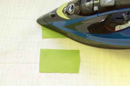 Jak idealnie rozprasować szwy w trudnej tkaninie