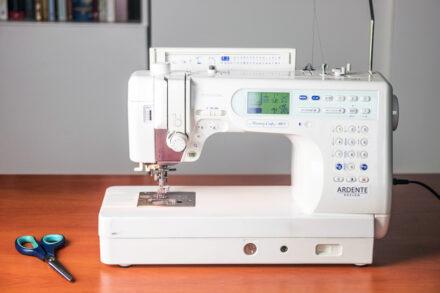 Maszyna wieloczynnościowa - Janome MC6600